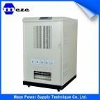 10 UPS 건전지 없는 kVA 3phase DC 전원 공급 온라인 UPS
