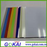 Лист PVC высокого качества твердый для печатание