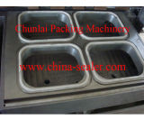 come Pneumatic Tray Sealing Machine Sealer
