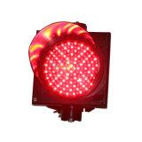 Высокое сбывание светофора красного цвета СИД яркости 200mm водоустойчивое