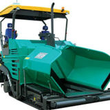 Asphalt Paving Machine mit Crawler 15 Ton Hopper Capacity (RP903)
