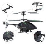 Вертолет дистанционного управления двойных пропеллеров Opheodrys 3CH Rh-277118c ультракрасный с гироскопами и камерой
