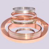 Bandes plaquées précieuses pour des disjoncteurs avec ISO9001