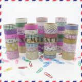SomitapeのDIYのハンドメイドの芸術の働きのための装飾的で多彩なきらめきテープ