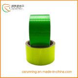 Artigo reflexivo da fita do PVC com próprio logotipo do sinal reflexivo da seta