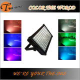 Impermeável diodo emissor de luz Flood Light de 108PCS X de 3W RGB Professional