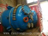 Стекло куртки сосуда под давлением непрерывное выровняло пошевеленный реактором реактор бака (R-012)