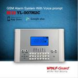 Sistema di allarme domestico di GSM per la Camera sicura di obbligazione, sistema di allarme di SMS