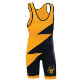 2016 Custom Heat-Transfer Wrestling Singlet