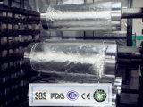 Papier d'aluminium de barbecue de ménage