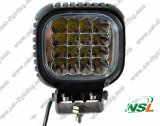 48W DEL Work Light, haute énergie 4*4 DEL Work Light hors de Road Light, CE, RoHS IP67 DEL Work Light