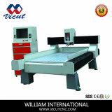 Pietra di CNC che intaglia la macchina per incidere di pietra di CNC della macchina