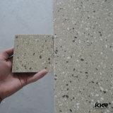 Поверхность строительного материала искусственная каменная твердая