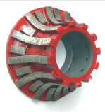 Маршрутизатор CNC сдержал для бетона, мраморный колес &Granite/CNC