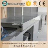 ISO9001スナックチョコレート機械小さいチップ預金者(QDJ600)