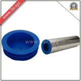 Le plastique a taillé la couverture décorative de protection de pipe d'extrémité de PE (YZF-H160)
