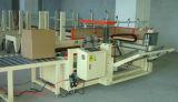 Cartón corrugado que forma la máquina / montador