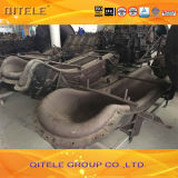 Qitele Single Slide Iron Rotational Mould Making와 Manufacturing
