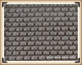 Сетка ненесущей стены алюминиевого сплава декоративная