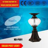 Licht van de Prijs van de fabriek het Zonne Post