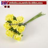 Décoration de maison de partie de fleur artificielle de Rose de décoration de partie la meilleure (W2040)