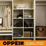 Oppein 옷장 옷장 (YG91519)에 있는 현대 크림 광택이 없는 래커 도보