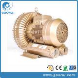 ventilador elevado da turbina de 5.5kw Ie3 Effucuent, ventilador do anel