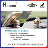 Universal 360 graus que giram o suporte magnético do telefone móvel do carro