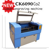Preço plástico acrílico da máquina de estaca do laser do CO2 do papel de vidro da venda quente