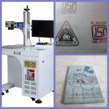 Sistema UV da marcação do laser para a linha cosmética dos frascos/carregadores/cabos/dados