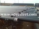 Tubulação de aço do petróleo do grande diâmetro da tubulação 3PE do API 5L LSAW