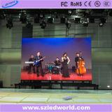 Im Freien/druckgießender örtlich festgelegter farbenreicher Miete LED-Bildschirmanzeige-Panel-Innenbildschirm für das Bekanntmachen (P5, P10)