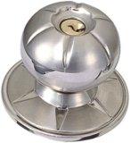 Excellentes serrures de bouton de Cylinderical d'acier inoxydable de qualité pour toutes les portes