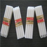 Fabbrica Price Housesale 45g Long Burning Tempo Stick White Candle Reall Manufacturer