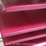 18mm Coutume-a effectué Lacquer Glossy Kitchen Cabinet Door avec Different Edge (ZH-K062)