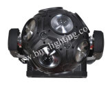 12PCS RGBW 4in1 LED Cosmopix 이동하는 맨 위 빛