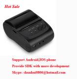 impresora móvil de 58m m POS5802 Bluetooth, impresora móvil, impresora del móvil de Bluetooth