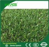 Tappeto erboso artificiale di paesaggio dell'erba di Wm