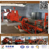 Erstklassige Jkr45 Bangladesh roter Ziegelstein-Maschine