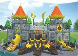 Campo da giuoco esterno del castello classico dei bambini di Kaiqi con le multi attività