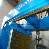 Moulage automatique de modèle de la congélation Tez-1010 de pression serrant la machine