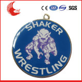 Heißes verkaufendes kundenspezifisches Metallgoldmedaillen-Medaillon