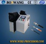 Bw 6c 육각형 갈등 가장자리 끝 주름을 잡는 기계