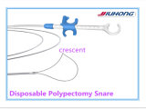Device endoscopico 2.3mm Oval Shape Disposable Polyp Snare