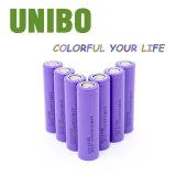 Batería recargable del Li-Polímero LiFePO4 del litio (18650 2000mAh)