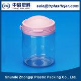 Vaso di plastica dell'alimento di vendita dell'animale domestico caldo del commestibile