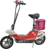 Aok Mini Folding Electric Scooter per le ragazze Kids Scooter con Seat