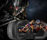 Alta qualità Ajustable Focus Imax 3D Movie Vr Headset Glasses