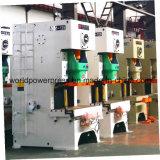 C-Rahmen-hohe Präzisions-lochende Maschine
