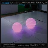 LED de bola / bola de la decoración de iluminación al aire libre de la bola / bola que destella